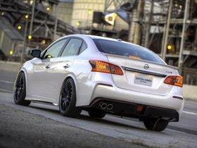 Ver foto 15 de Nissan Nismo Sentra Concept  2014