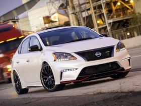 Ver foto 14 de Nissan Nismo Sentra Concept  2014