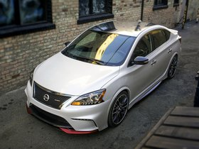 Ver foto 13 de Nissan Nismo Sentra Concept  2014
