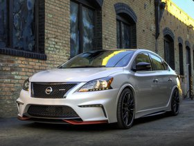 Ver foto 12 de Nissan Nismo Sentra Concept  2014