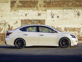 Ver foto 11 de Nissan Nismo Sentra Concept  2014