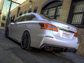 Ver foto 10 de Nissan Nismo Sentra Concept  2014