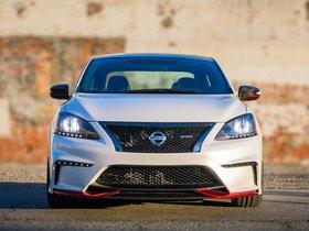 Ver foto 9 de Nissan Nismo Sentra Concept  2014