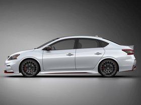 Ver foto 22 de Nissan Nismo Sentra Concept  2014
