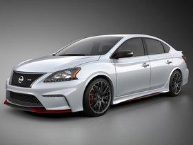 Ver foto 19 de Nissan Nismo Sentra Concept  2014