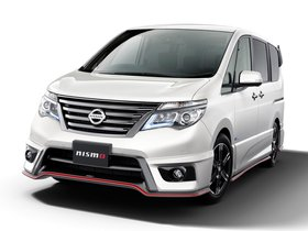 Fotos de Nissan Nismo Serena Performance Package C26 2016