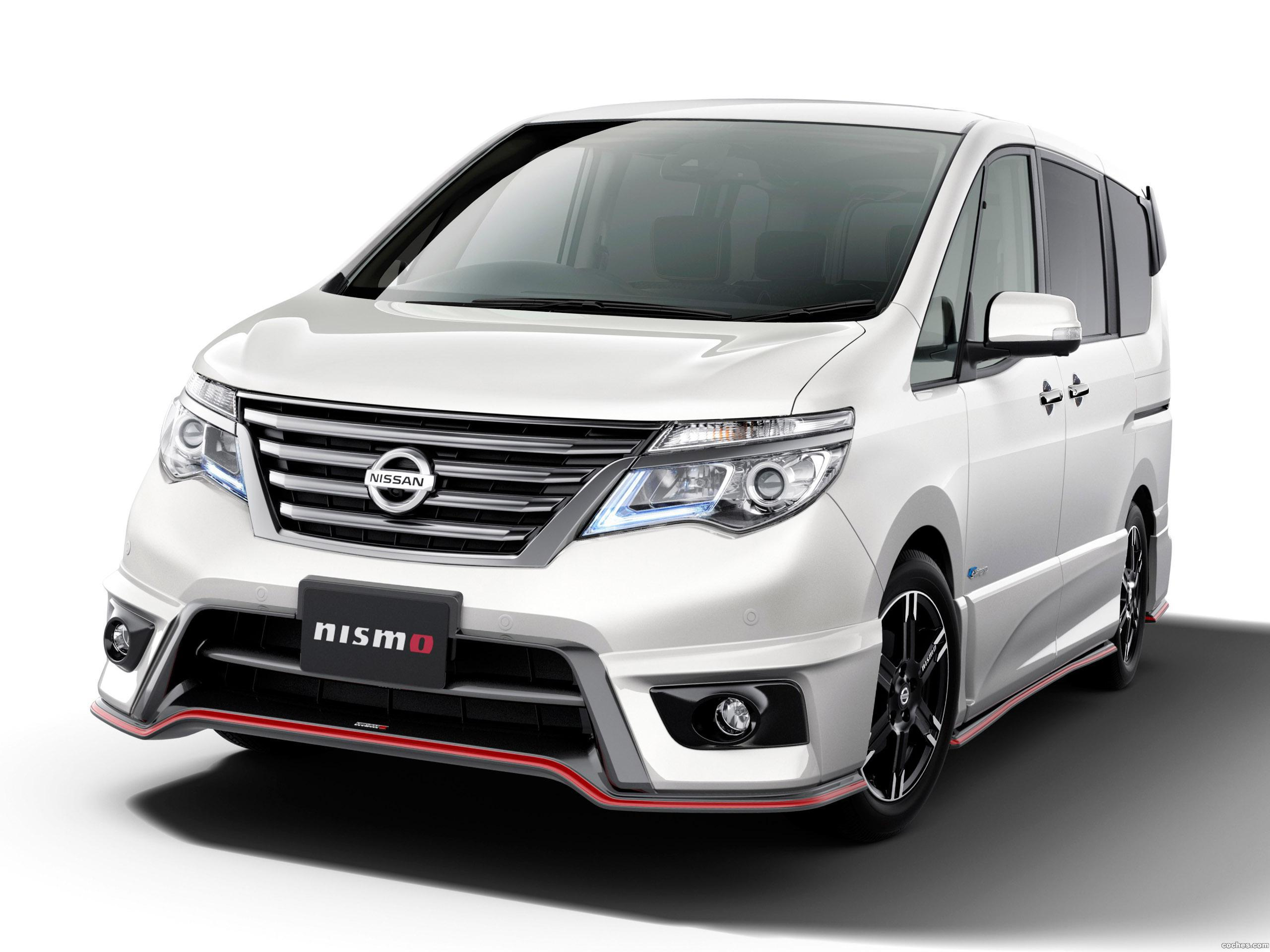Foto 0 de Nissan Nismo Serena Performance Package C26 2016