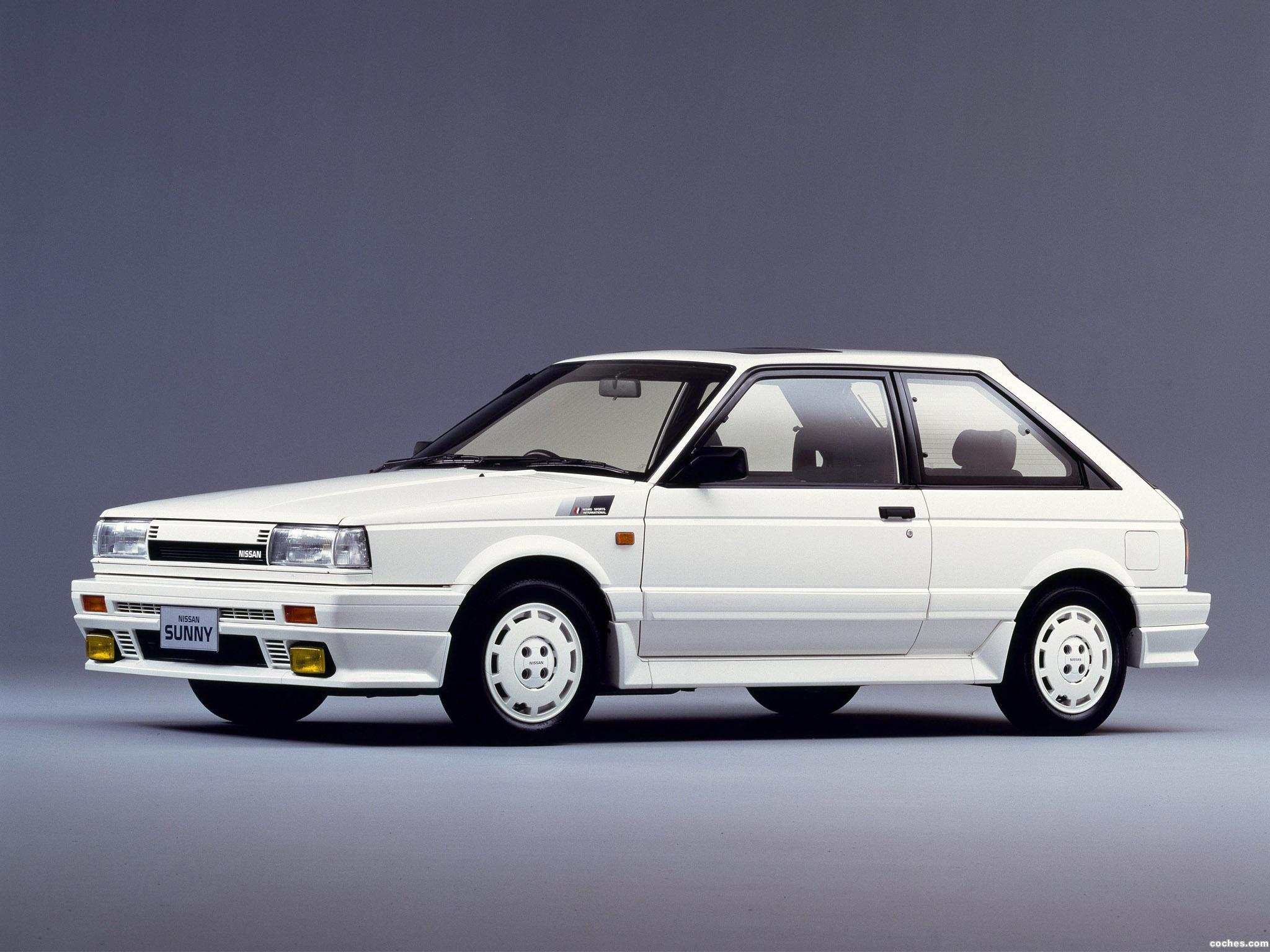 Foto 0 de Nissan nismo Sunny 305Re B12 1985