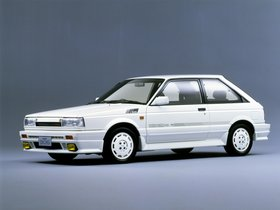 Fotos de Nissan nismo Sunny 306 Twin Cam B12 1986