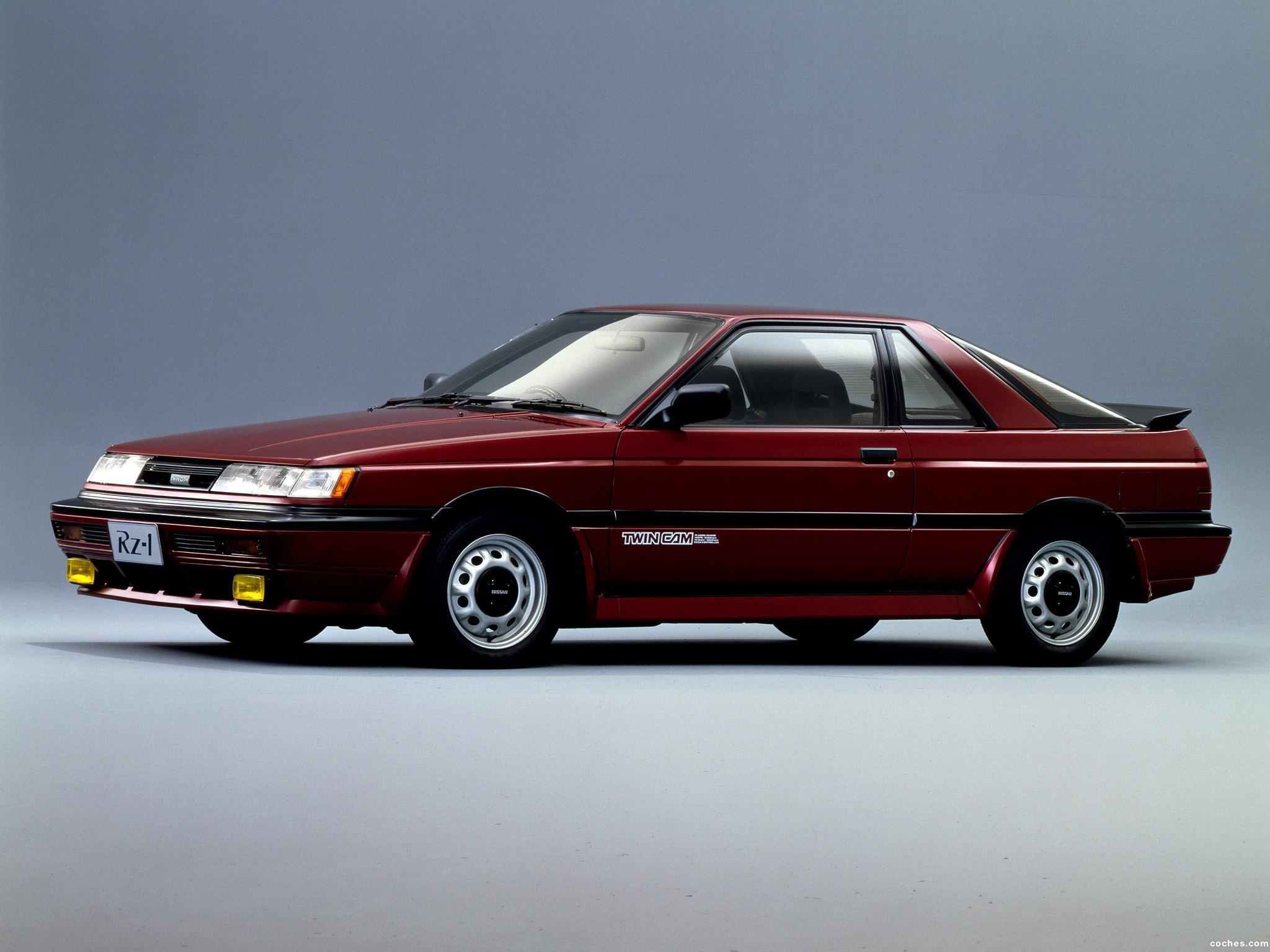 Foto 0 de Nissan Sunny RZ-1 Twin Cam 1986