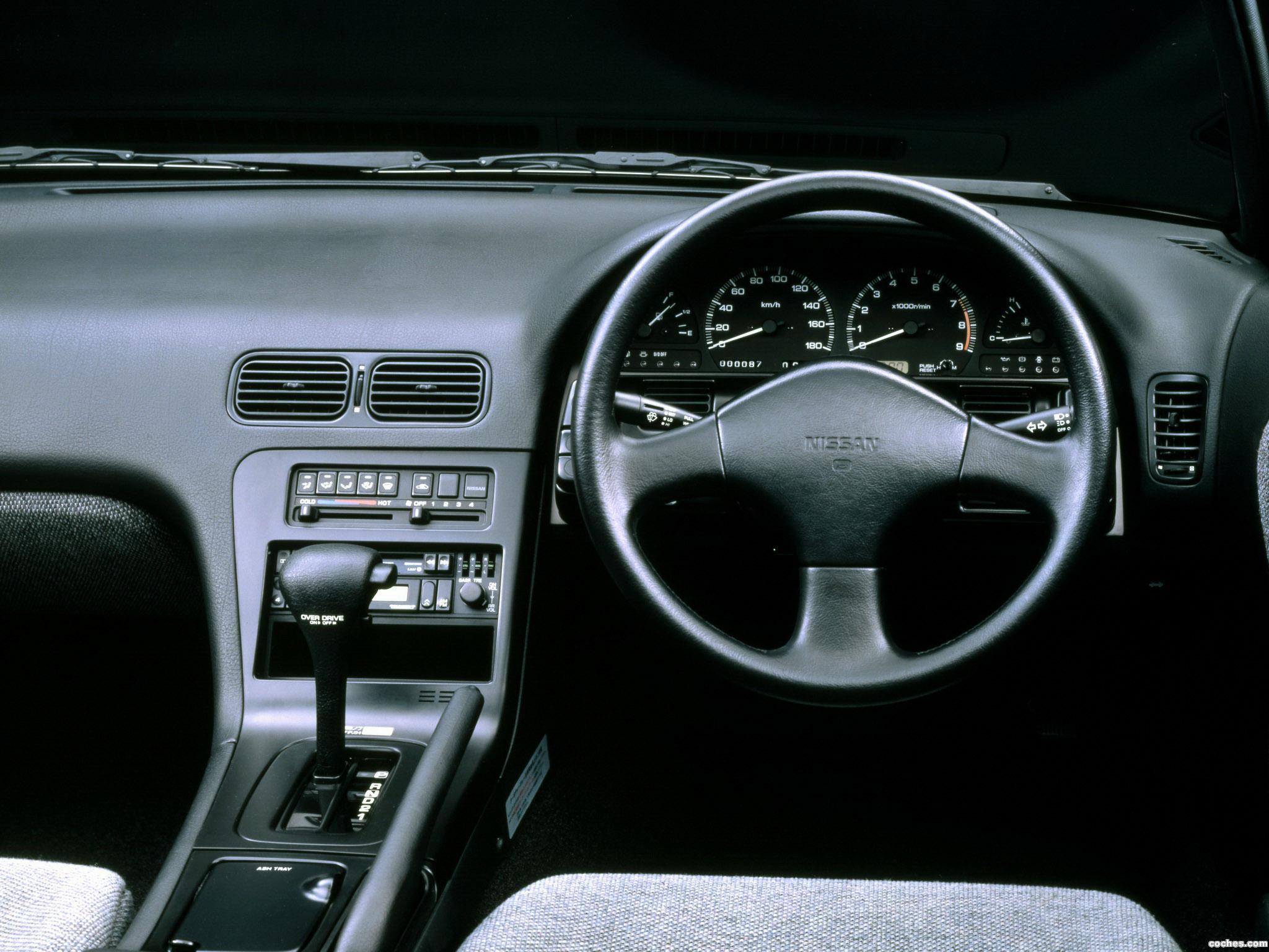 Foto 3 de Nissan 180SX Type II 1989