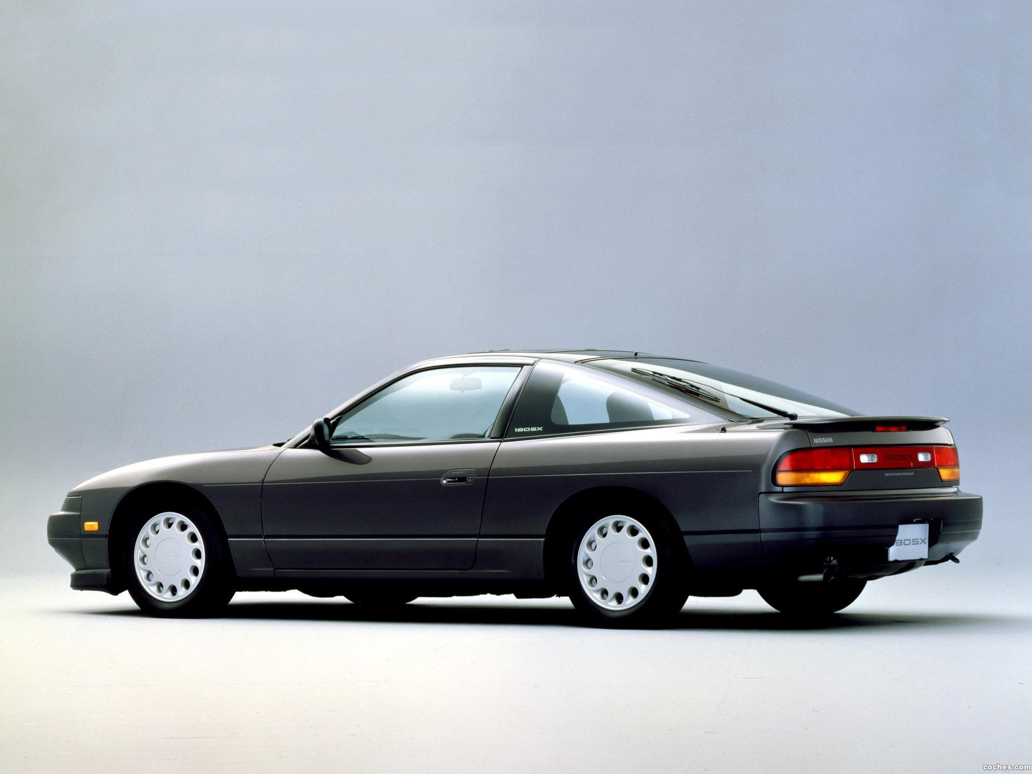 Foto 1 de Nissan 180SX Type II 1989