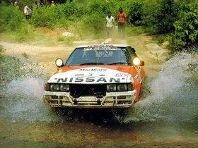 Ver foto 3 de Nissan 240RS Group B Rally Car