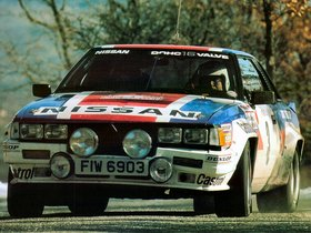Ver foto 2 de Nissan 240RS Group B Rally Car