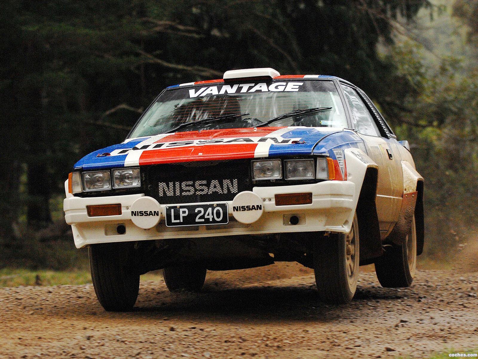 Foto 0 de Nissan 240RS Group B Rally Car