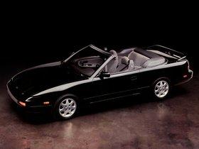 Ver foto 3 de Nissan 240SX Convertible 1992