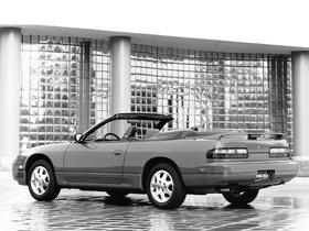 Ver foto 2 de Nissan 240SX Convertible 1992
