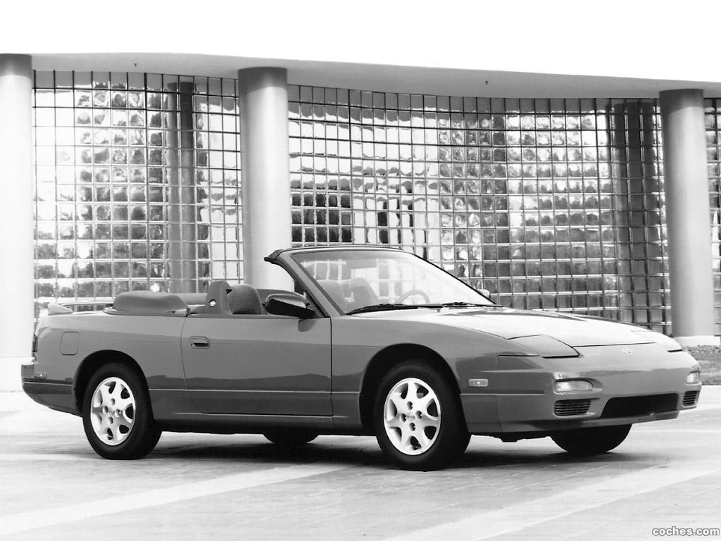 Foto 0 de Nissan 240SX Convertible 1992