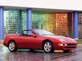 Ver foto 4 de Nissan 300ZX Convertible Z32 1993