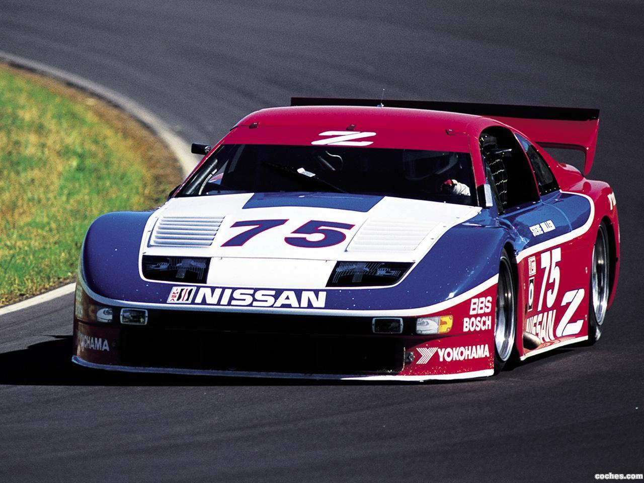 Foto 0 de Nissan 300ZX GTS Twin Turbo IMSA GT Challenge Z32 1994