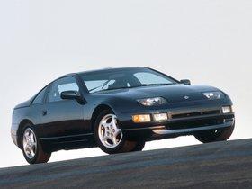 Ver foto 5 de Nissan 300ZX T-Top Z32 USA 1990