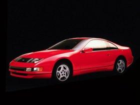 Ver foto 4 de Nissan 300ZX T-Top Z32 USA 1990