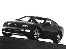 Ver foto 3 de Nissan 300ZX T-Top Z32 USA 1990