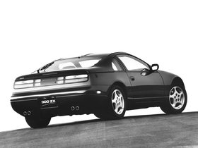 Ver foto 2 de Nissan 300ZX T-Top Z32 USA 1990