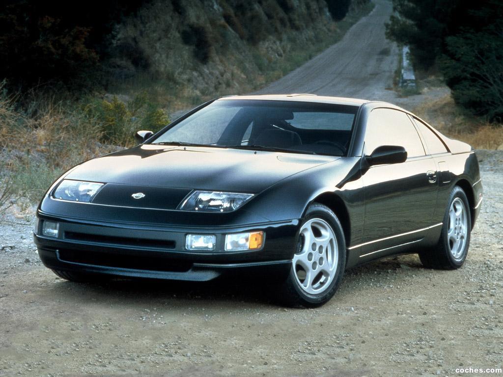 Foto 0 de Nissan 300ZX T-Top Z32 USA 1990