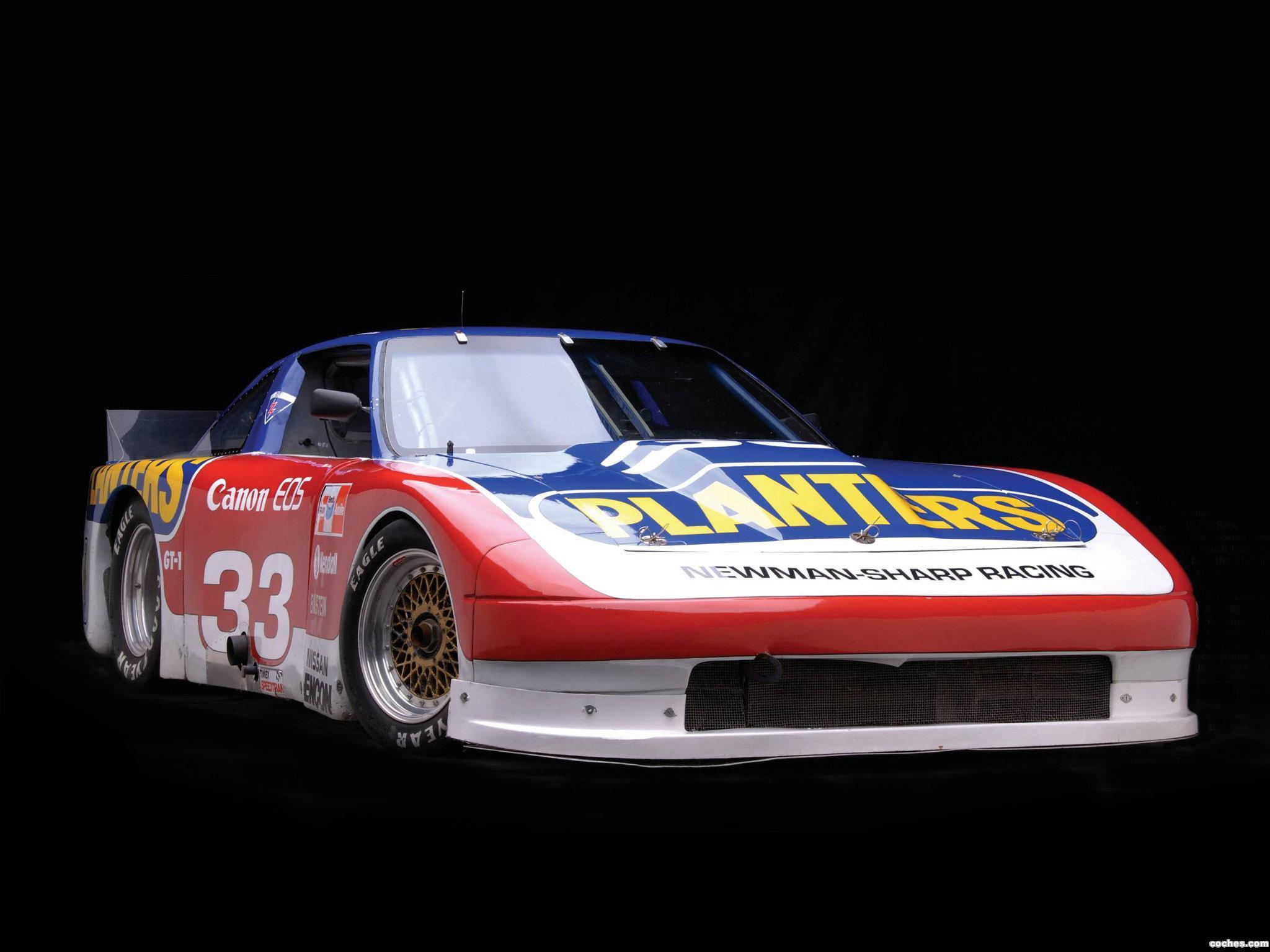 Foto 0 de Nissan 300ZX Turbo IMSA GTO Z31 1986