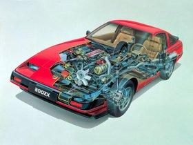 Ver foto 4 de Nissan 300ZX Turbo Z31 1984
