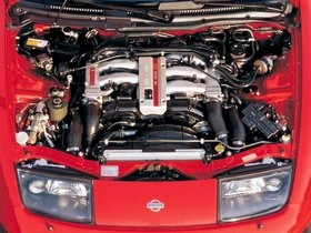Ver foto 6 de Nissan 300ZX Twin Turbo T-Top Z32 1990