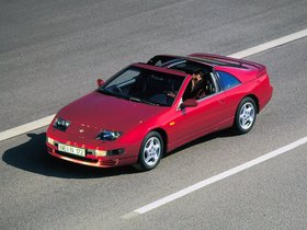 Ver foto 5 de Nissan 300ZX Twin Turbo T-Top Z32 1990