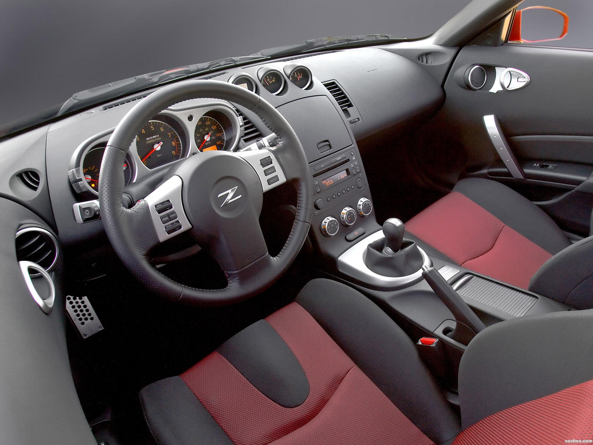 Foto 9 de Nissan 350z Nismo 2008