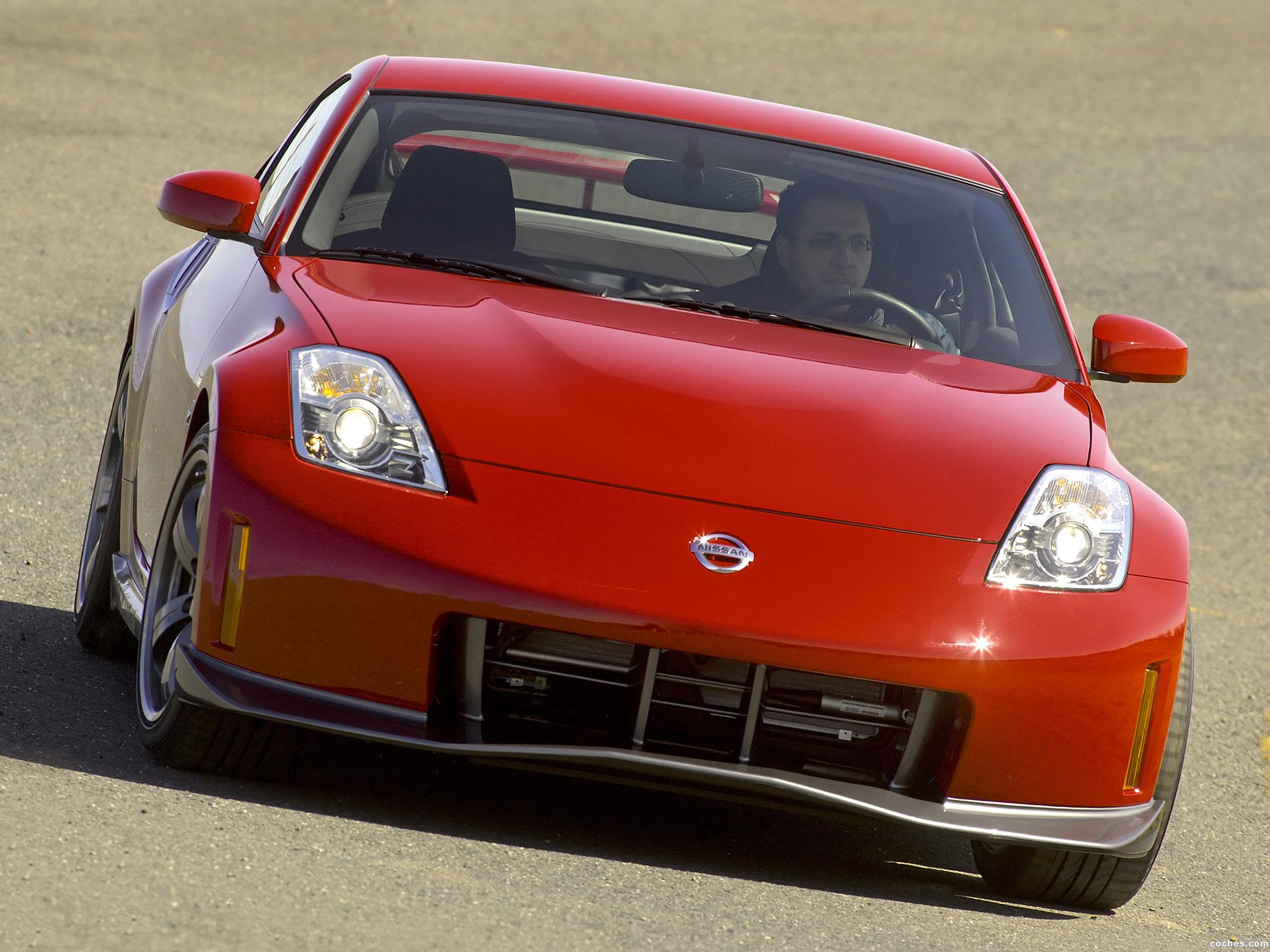 Foto 1 de Nissan 350z Nismo 2008