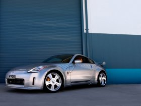 Fotos de Nissan 350z by VeilSide Z33