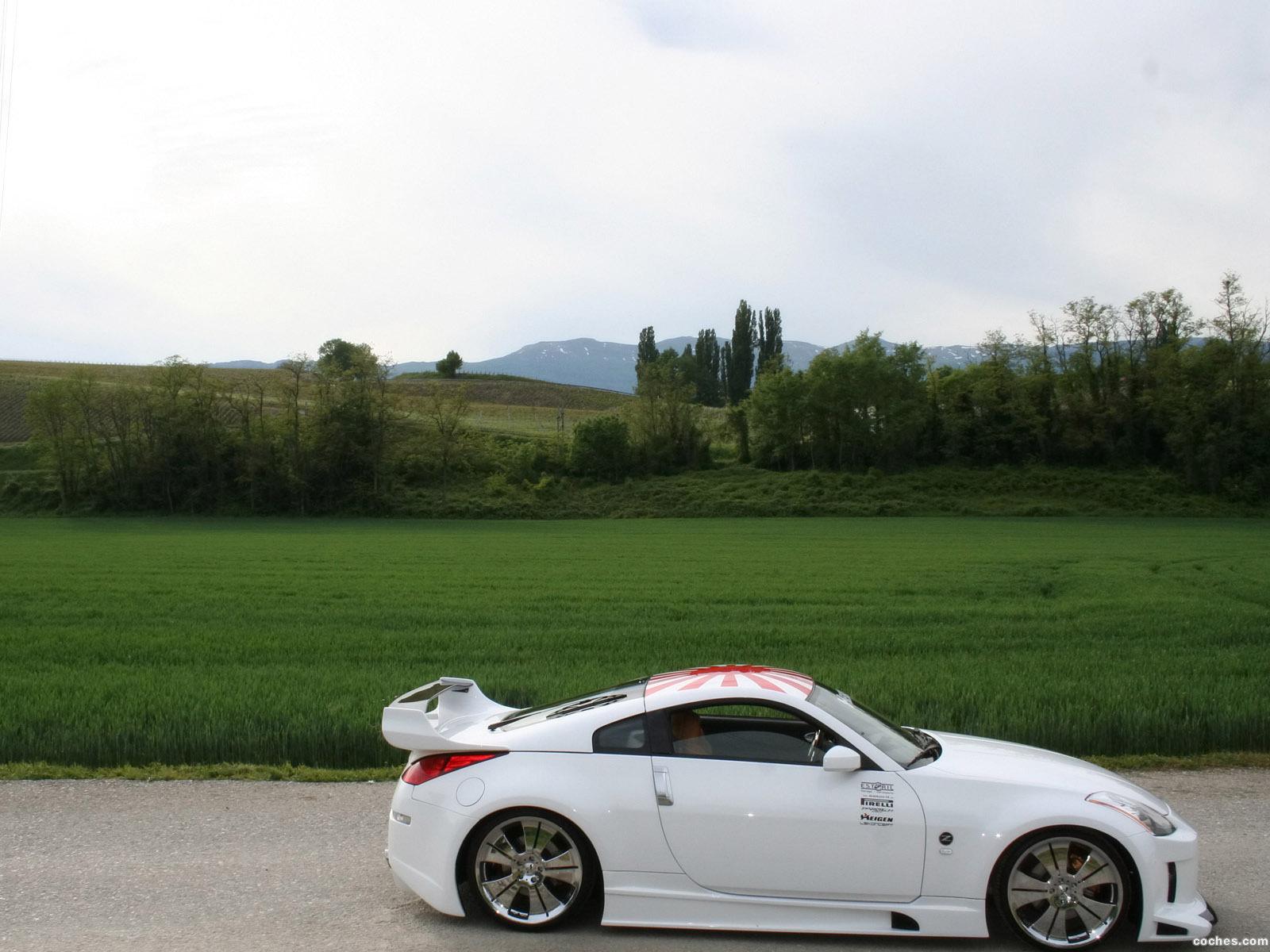 Foto 1 de Nissan 350z by Xeigen Z33