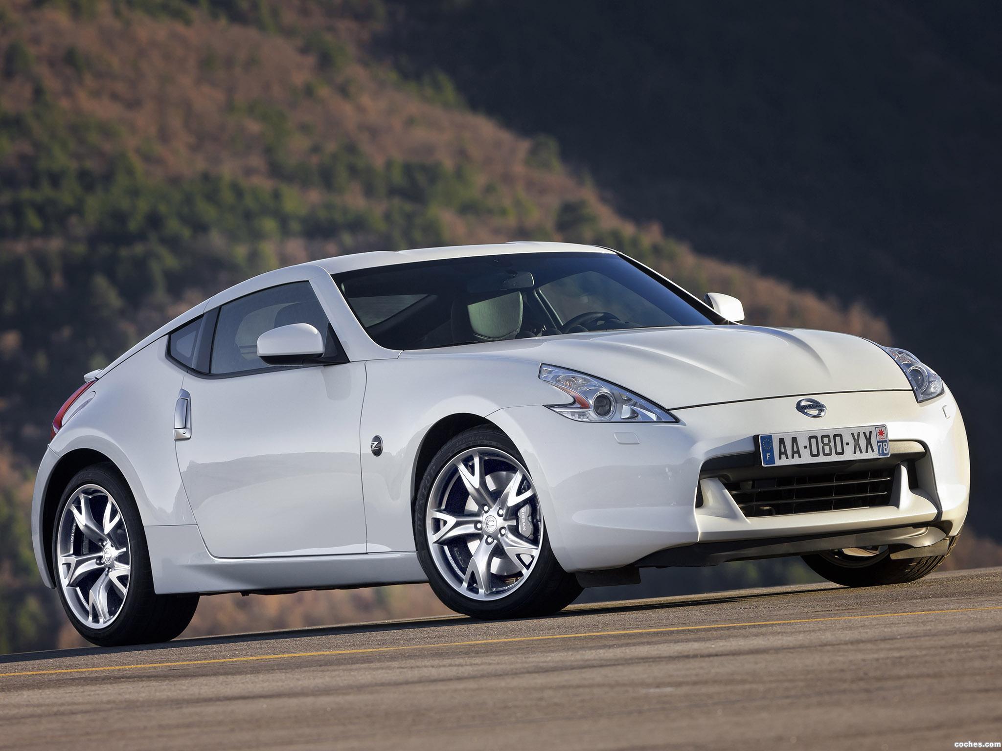 Foto 0 de Nissan 370Z 2011