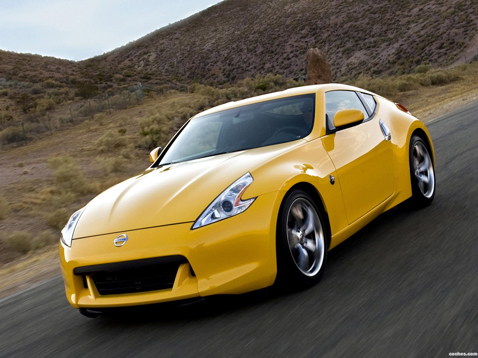 Foto 0 de Nissan 370Z 2009