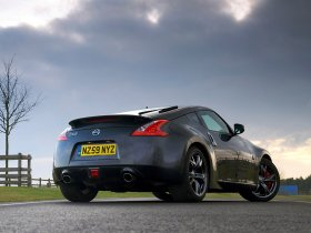 Ver foto 6 de Nissan 370z Black Edition UK 2010