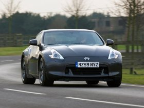 Ver foto 4 de Nissan 370z Black Edition UK 2010