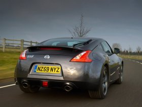 Ver foto 3 de Nissan 370z Black Edition UK 2010