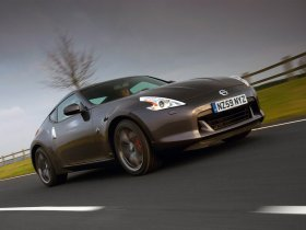 Ver foto 2 de Nissan 370z Black Edition UK 2010