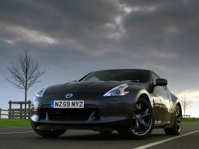 Ver foto 1 de Nissan 370z Black Edition UK 2010