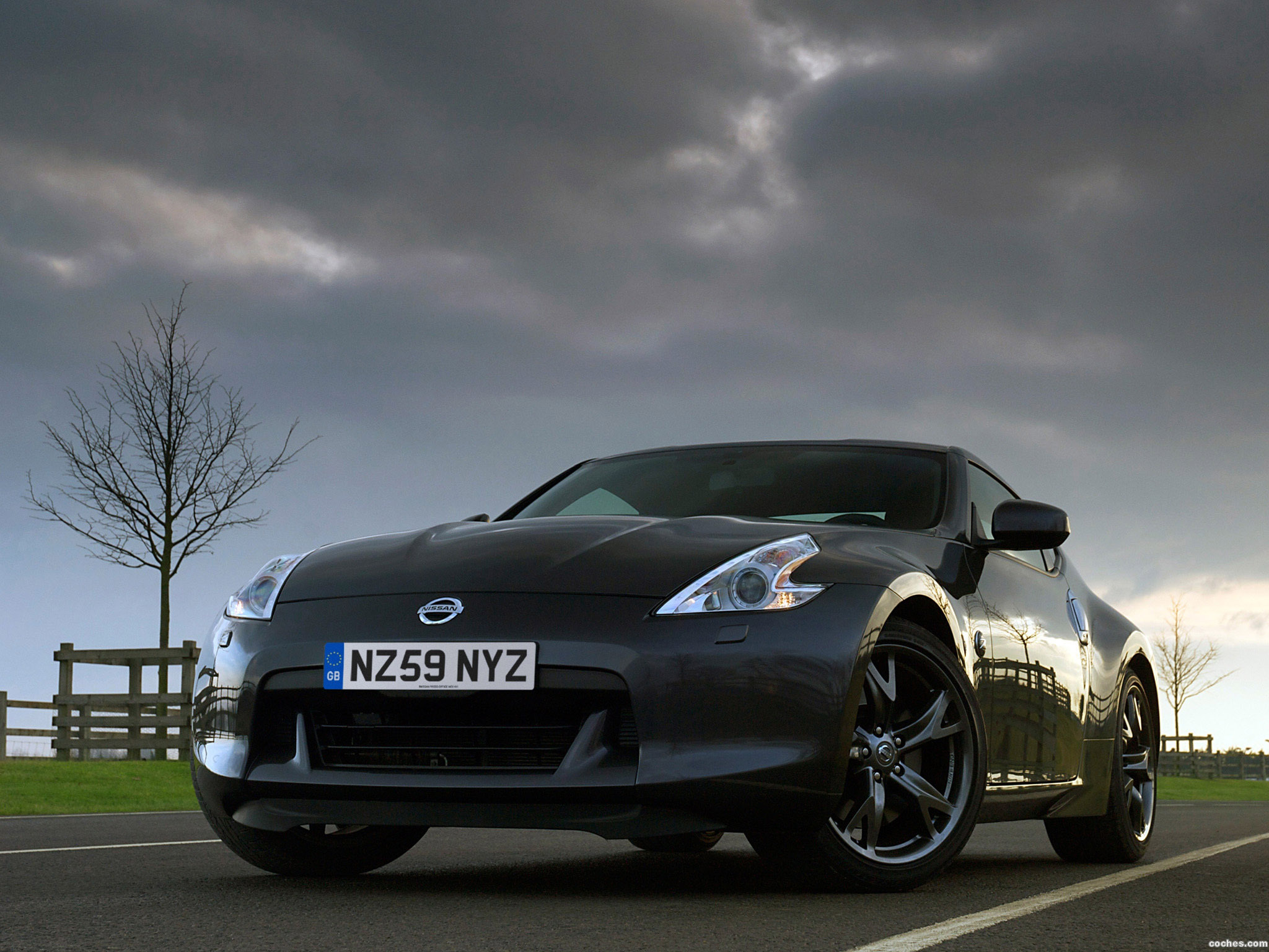 Foto 0 de Nissan 370z Black Edition UK 2010