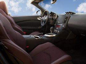 Ver foto 9 de Nissan 370Z Roadster 2009
