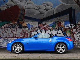 Ver foto 6 de Nissan 370Z Roadster UK 2010