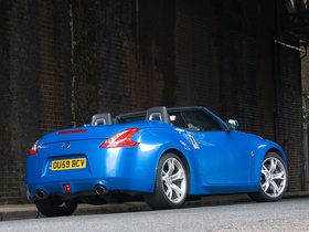 Ver foto 5 de Nissan 370Z Roadster UK 2010
