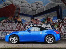 Ver foto 4 de Nissan 370Z Roadster UK 2010