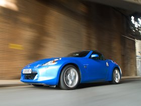 Ver foto 2 de Nissan 370Z Roadster UK 2010